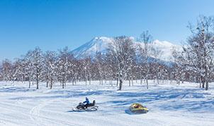 スキーラフティング
